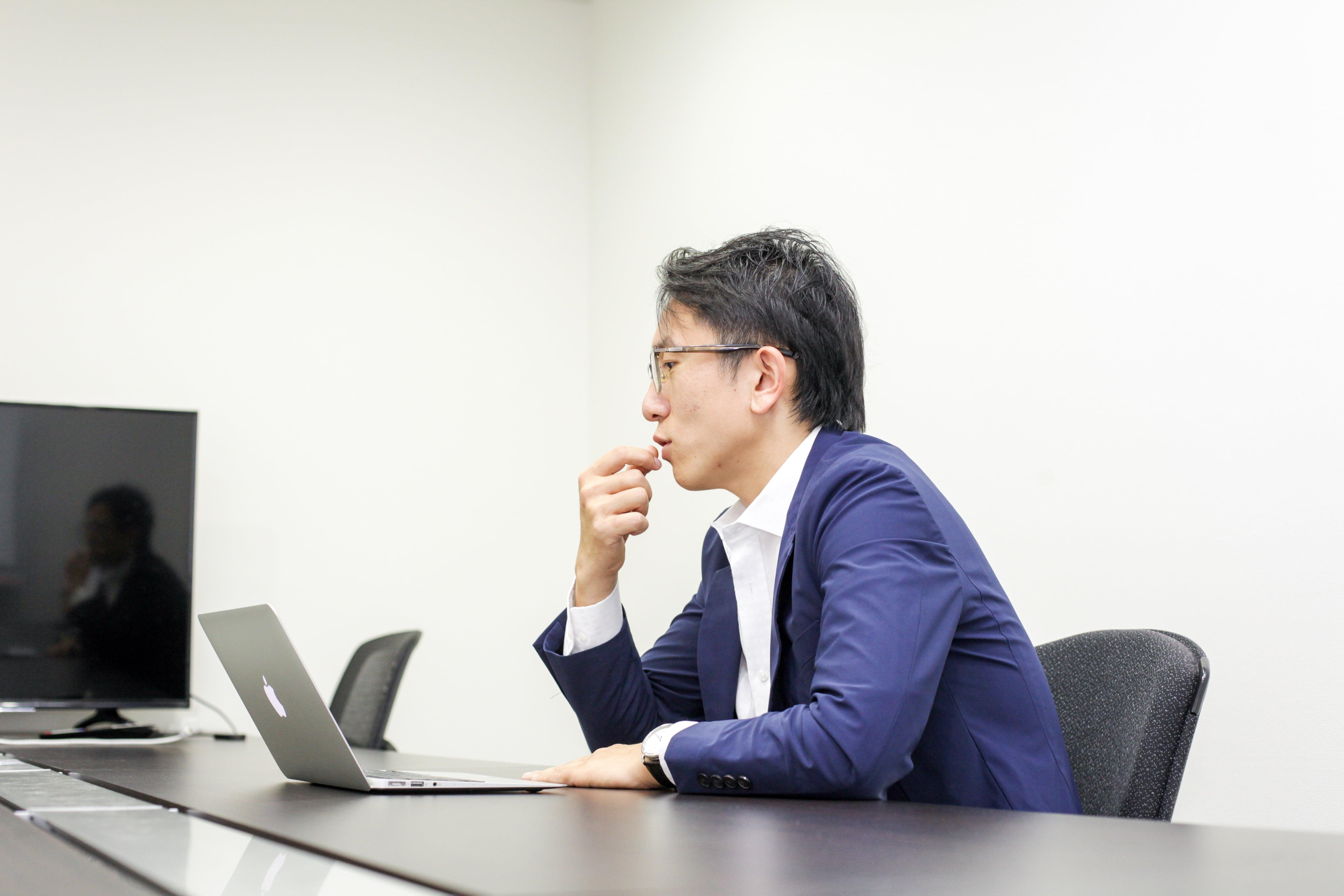 finatextCEOの林良太氏