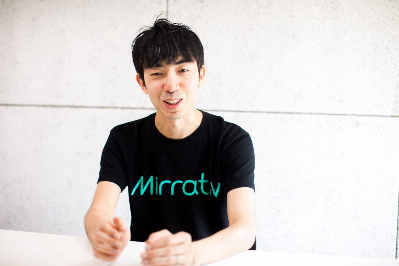 ミラティブ代表取締役CEOの赤川隼一 元DeNA 就職活動 起業家