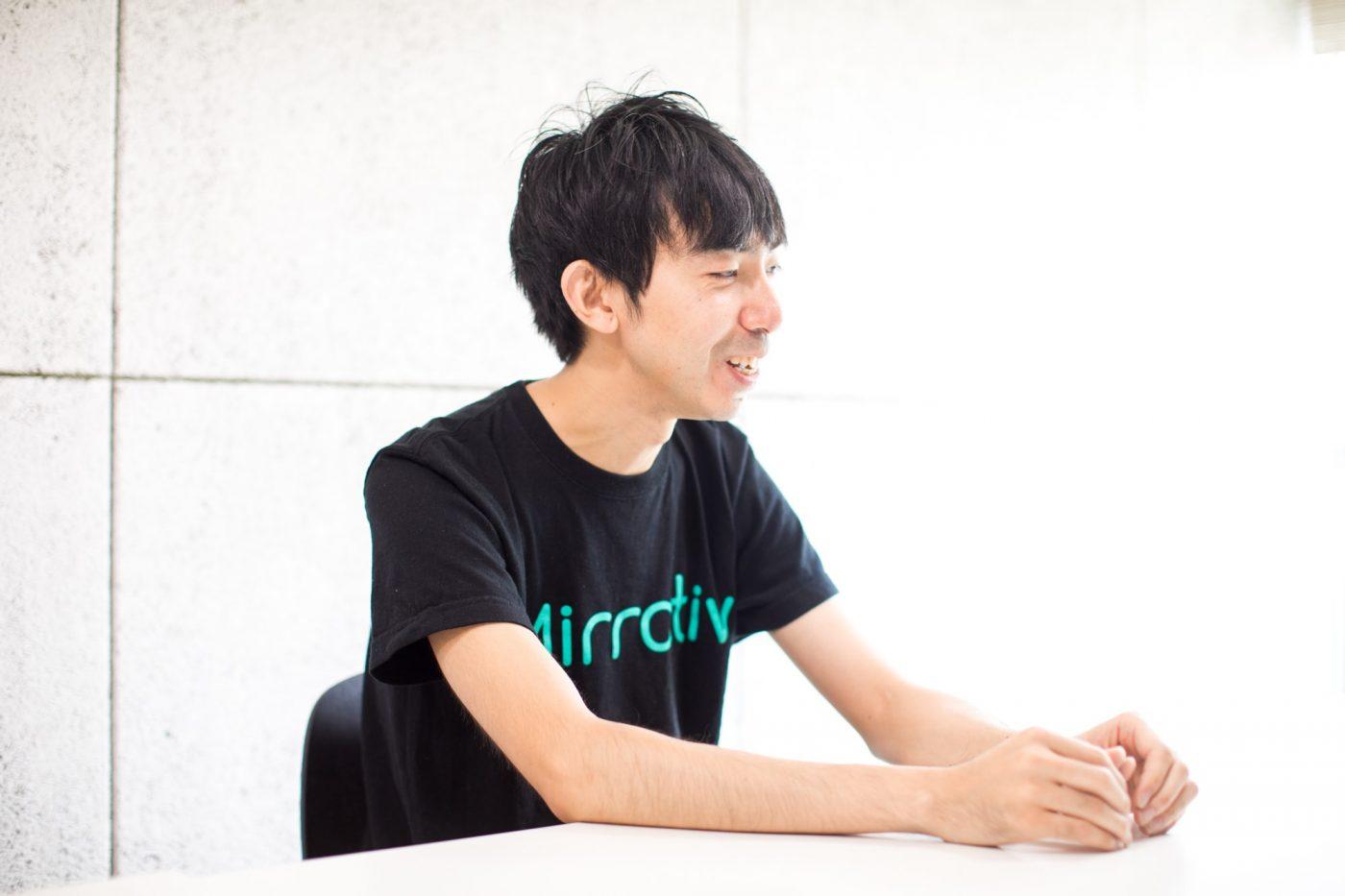 ミラティブ代表取締役CEOの赤川隼一 元DeNA マネージャー