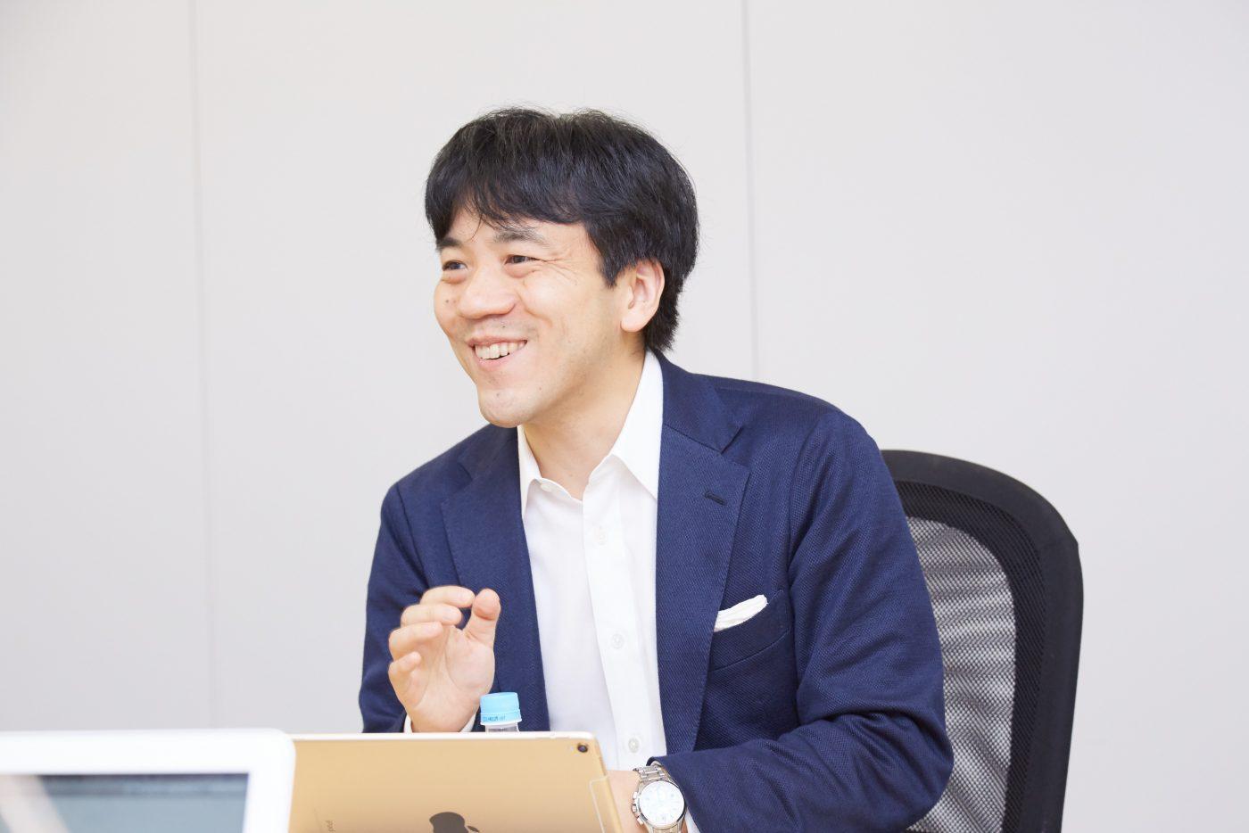 マッキンゼー出身 ウェルスナビ代表取締役CEO 柴山和久