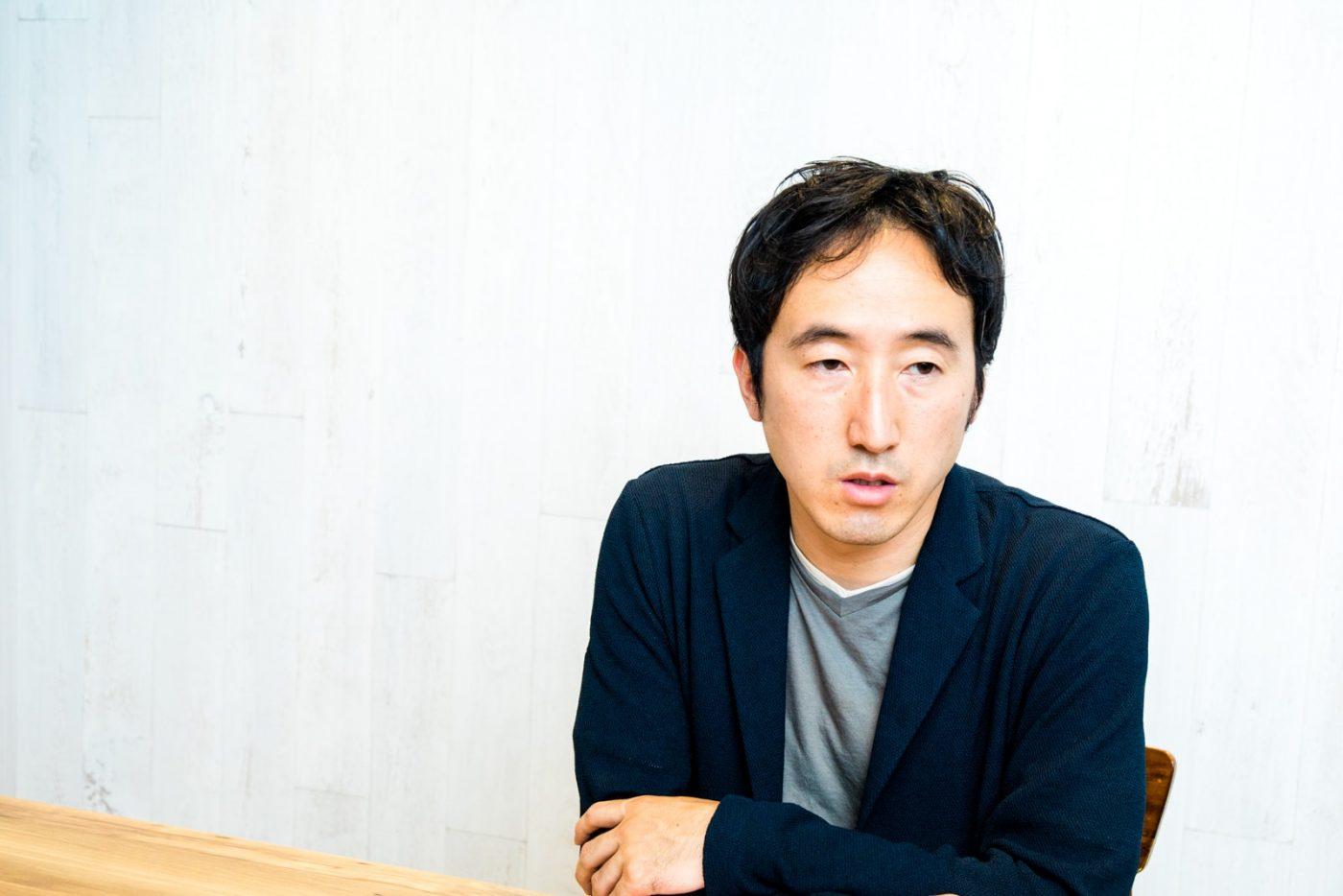 ヤプリ 庵原保文CEO 新卒で出版社に入社、出版業界への危機感を抱いてWebの世界に