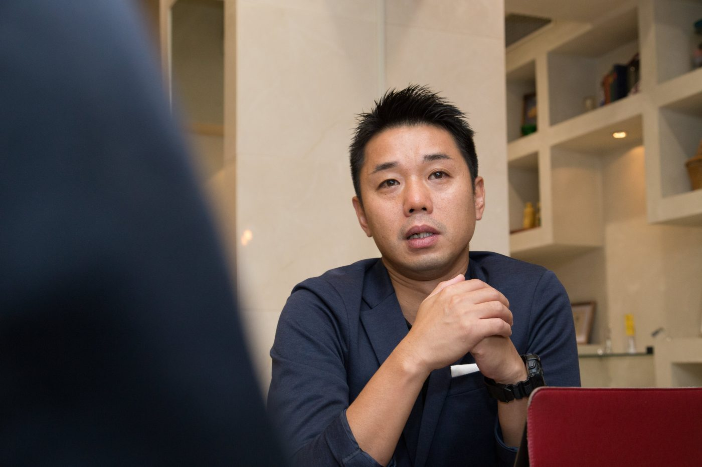 BizteX 嶋田 光敏CEOインタビュー ビジネスでも重要なのは「自分の強みを理解して活かすこと」