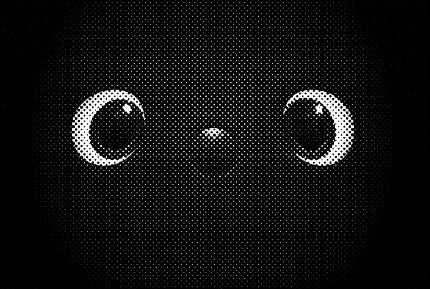 LOVOTの目