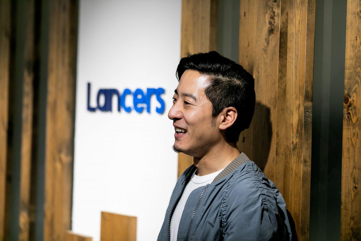 ■秋好陽介(あきよし・ようすけ)Lancers代表取締役社長 インタビュー クラウドソーシング