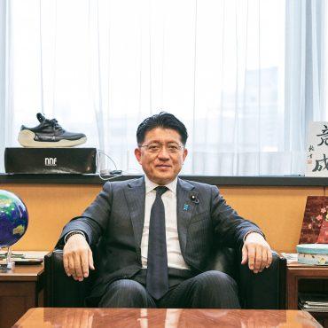 課題先進国日本をもっとチャンスを与えられる国に。内閣府特命担当大臣が掲げるビジョン