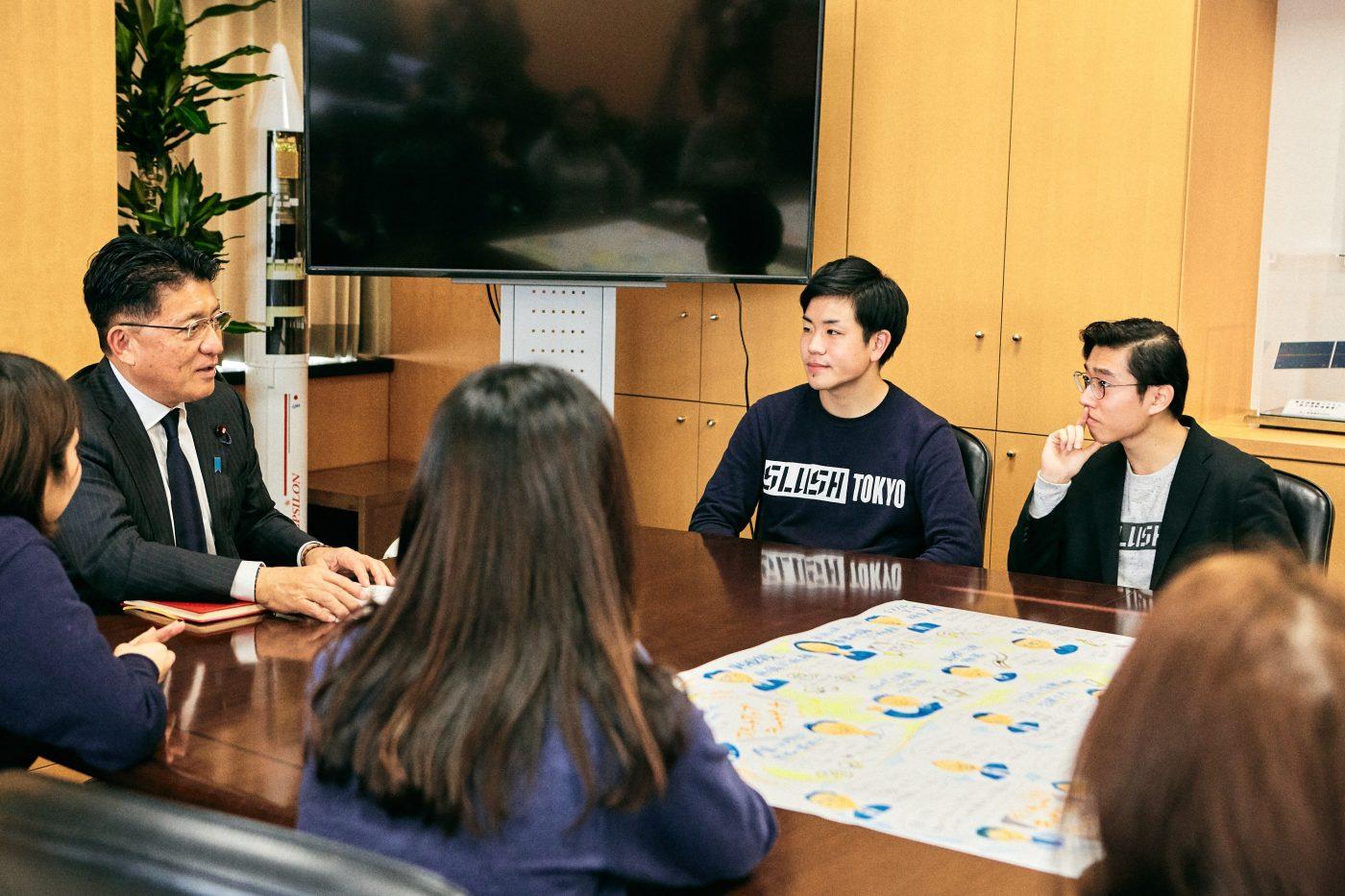 日本の就活シーンと起業