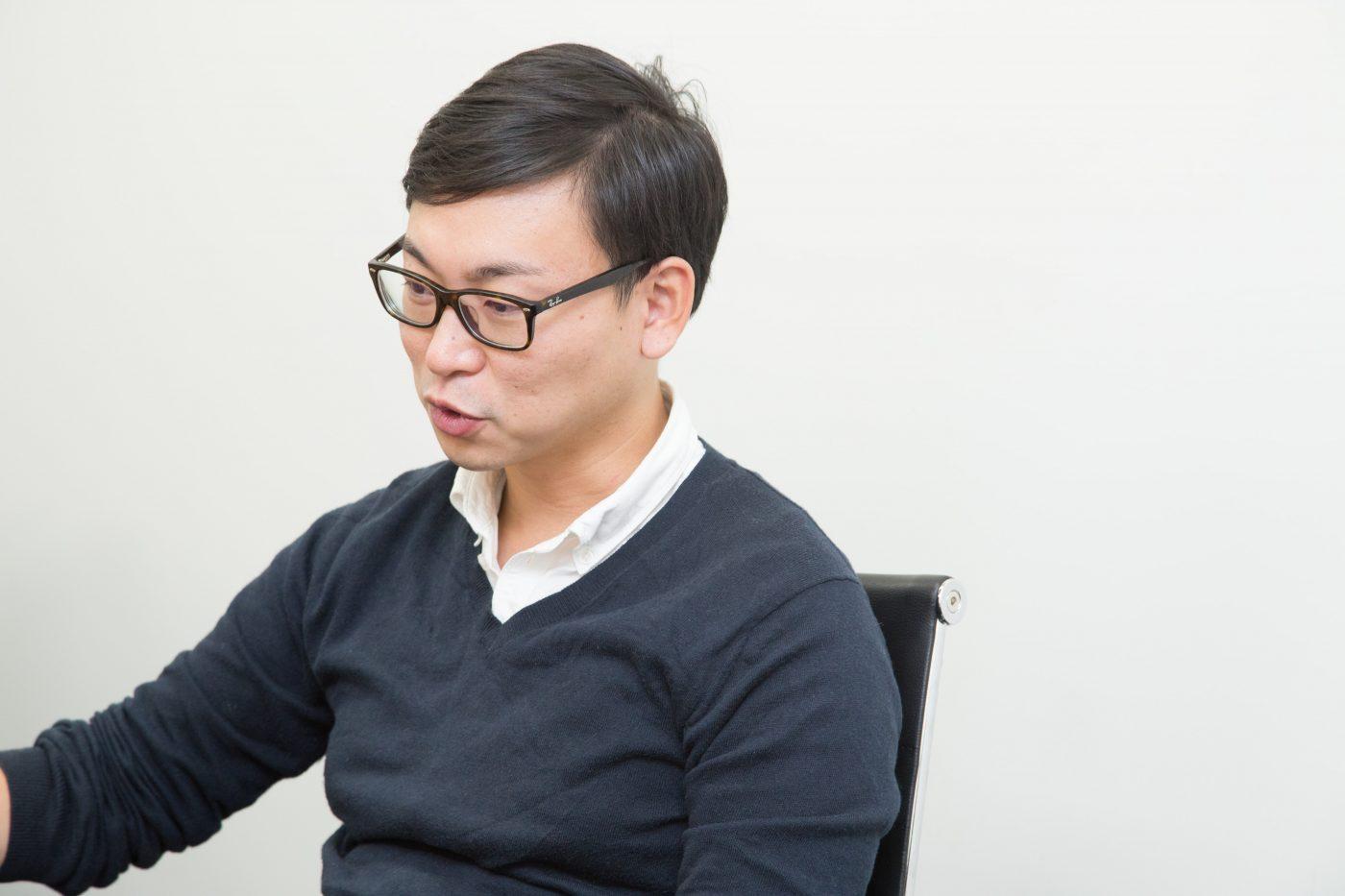 人気アニメ「攻殻機動隊」のなかの世界観。それが、松田氏が目指す、未来の姿だ。日本発で世界と戦えるイノベーティブな企業をつくるために、LeapMindは技術革新に力を入れる。