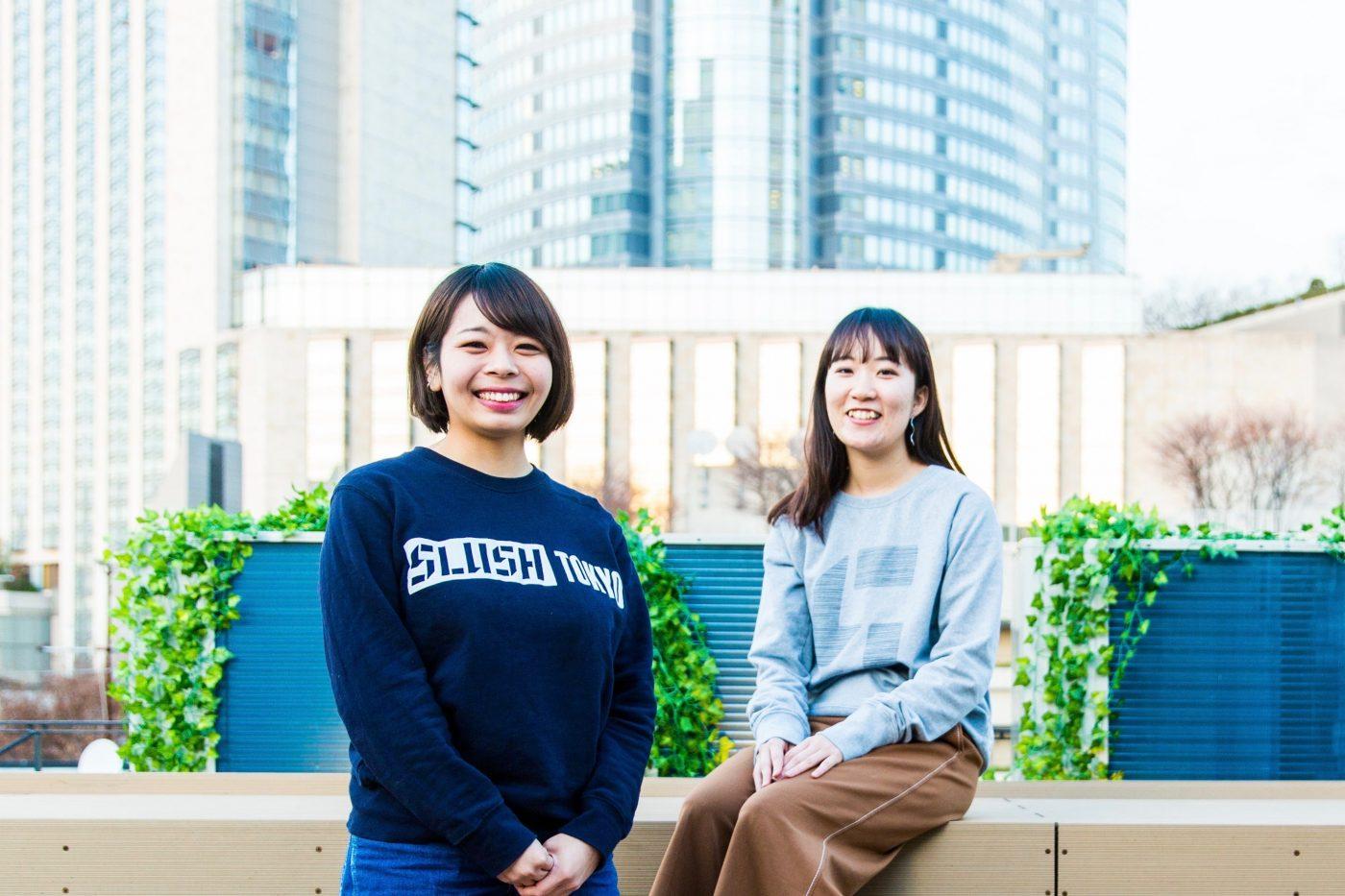 挑戦する日本人を増やしたい。新しいCEOとCOOが語る、スタートアップの祭典「Slush Tokyo」
