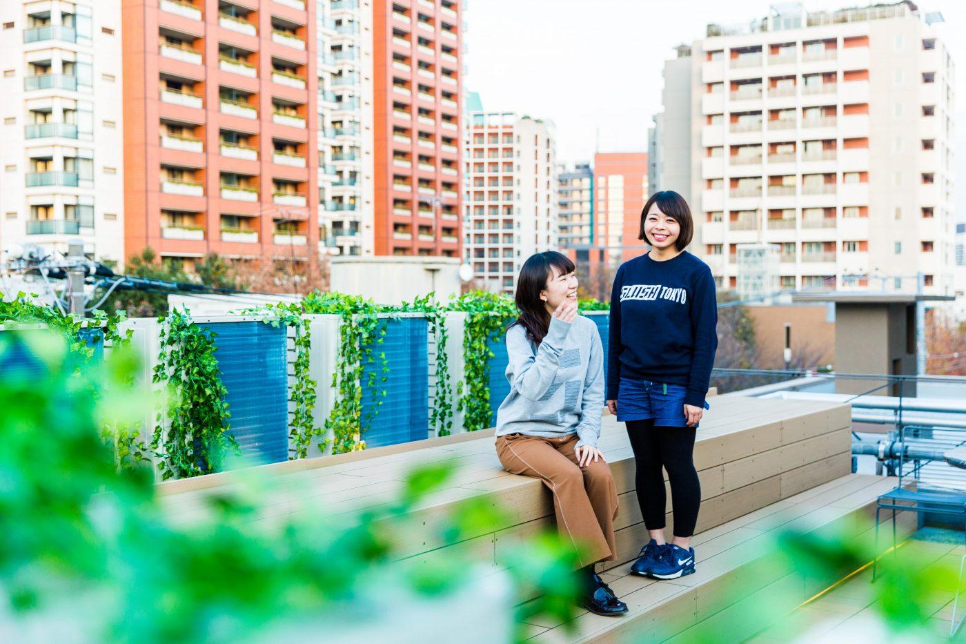 Slush Tokyo のCEOとCOO