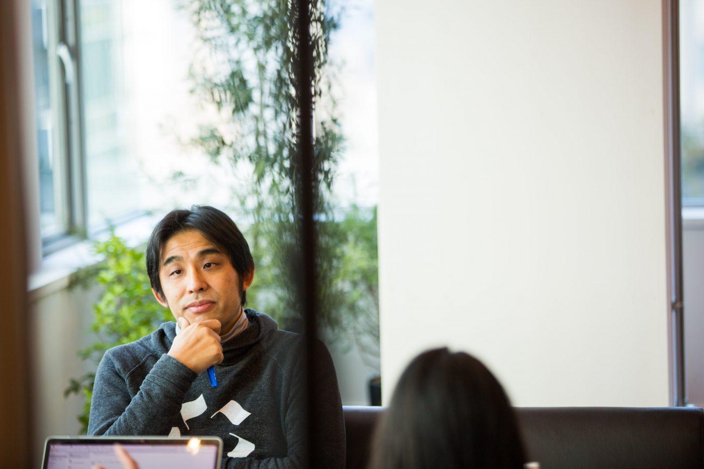 小林氏は、転職や起業をしてみたいものの自分の軸が見つからない人だって、焦る必要はないと話す。