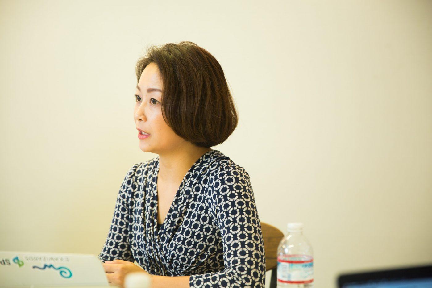 ■佐藤真希子(さとう・まきこ) 2000年に株式会社サイバーエージェントに新卒1期生として入社。インターネット広告事業にて初の女性マネージャーとなり、営業に加えて採用や組織作りなどに貢献。その後、子会社での新規事業立ち上げを経験し、2006年から株式会社サイバーエージェント・ベンチャーズにて9年間ベンチャー投資に従事。2016年2月、独立系のベンチャーキャピタルである株式会社iSGSインベストメントワークスを立ち上げ、取締役 代表パートナーに就任。独立系では日本初の女性パートナーとなる。その他にも文部科学省の次世代アントレプレナー育成事業(EDGE-NEXT)の推進委員や第一勧業信用組合の評議員なども務めている。