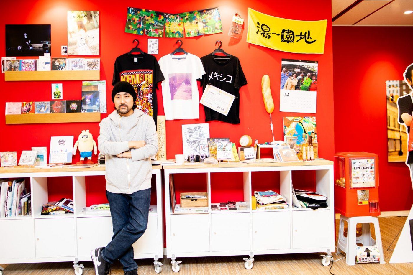 僕は今、たまたま日本で生まれて、日本で活動しているわけですけれど、だからこそ日本で今事業を起こす意味、というものを考えます。