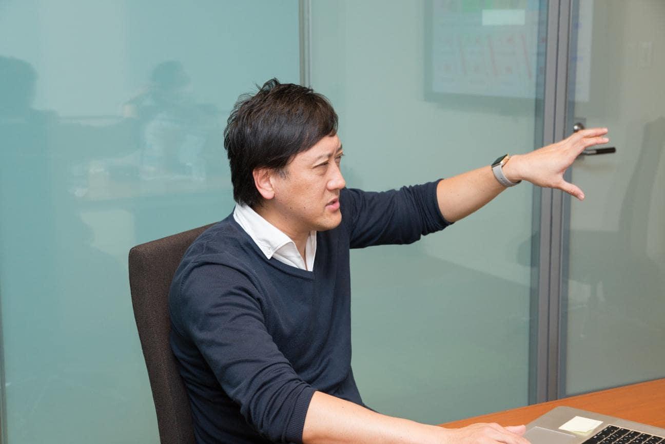 セールスフォース・ドットコムが教えるセールスを見ていて、これまでとセールスの形が大きく変わったと浅田氏は感じている。