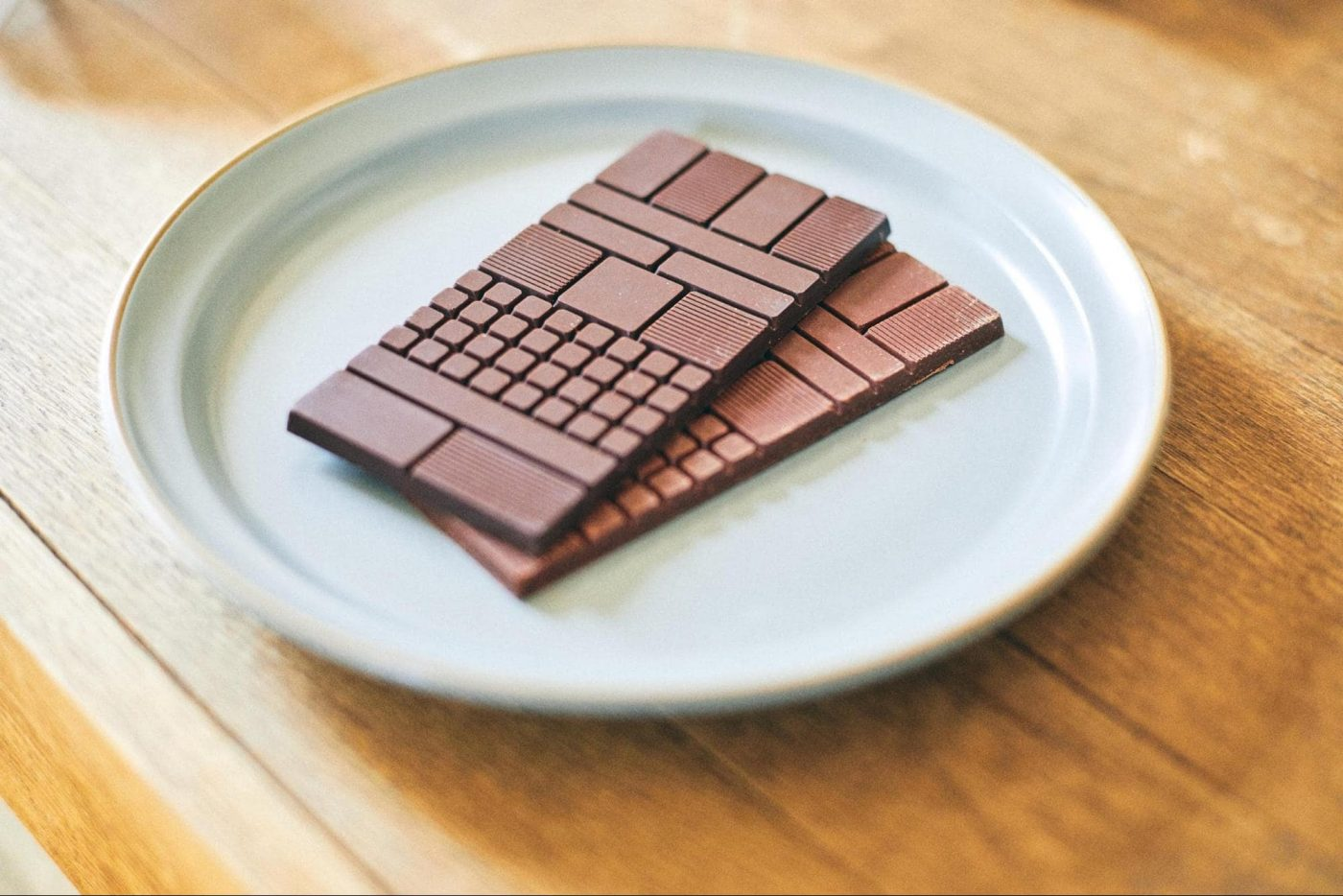 引き算で生まれたチョコレート