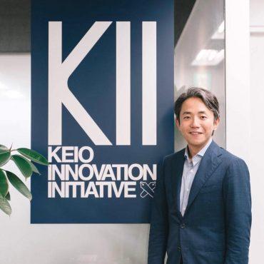 KIIの代表取締役社長を努める山岸広太郎氏
