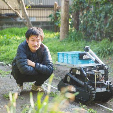 大企業でも作れなかった自動野菜収穫ロボットをなぜスタートアップが作れたのか