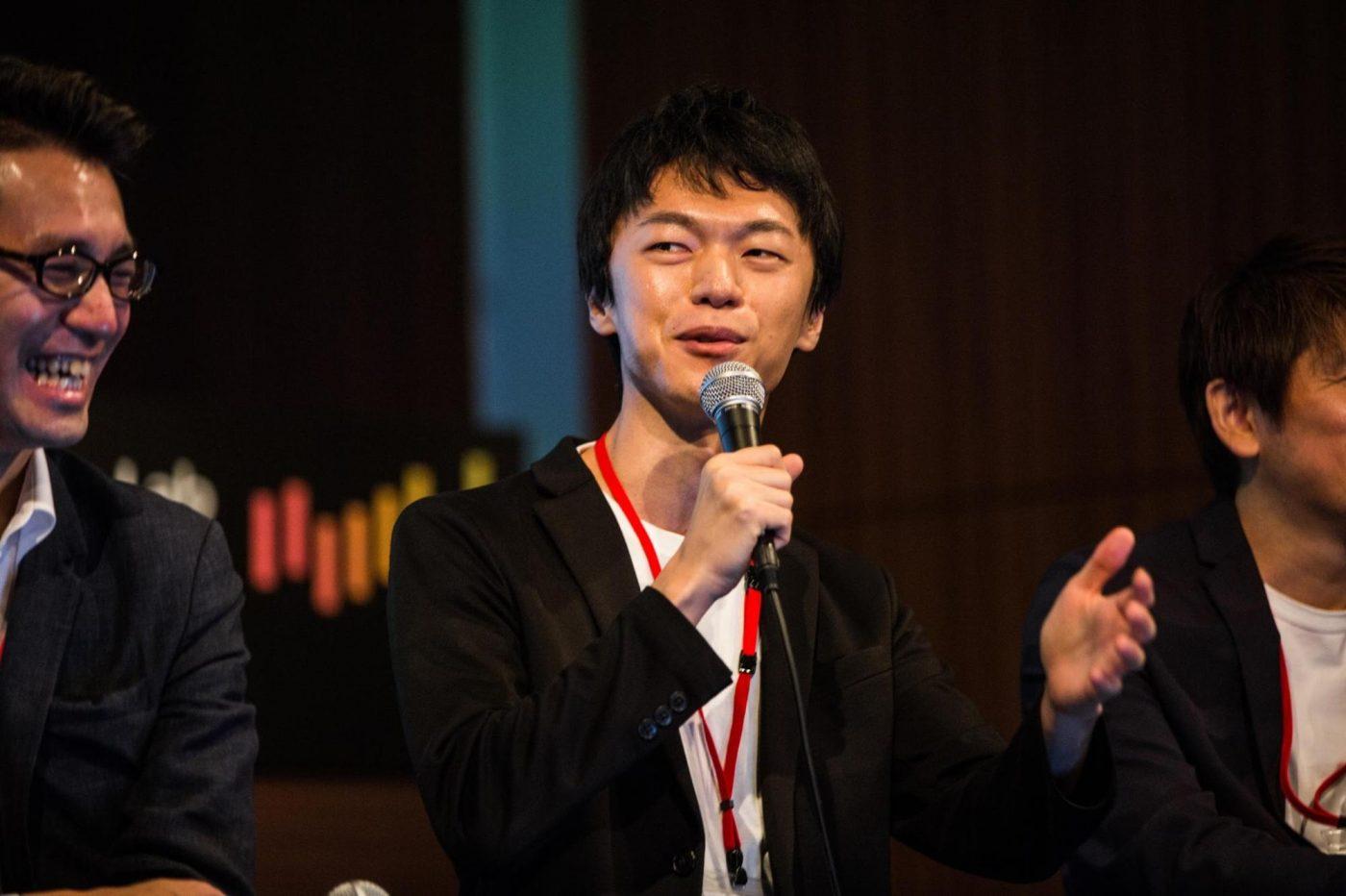 ■石井大地(いしい・だいち) ー株式会社グラファー 代表取締役 CEO