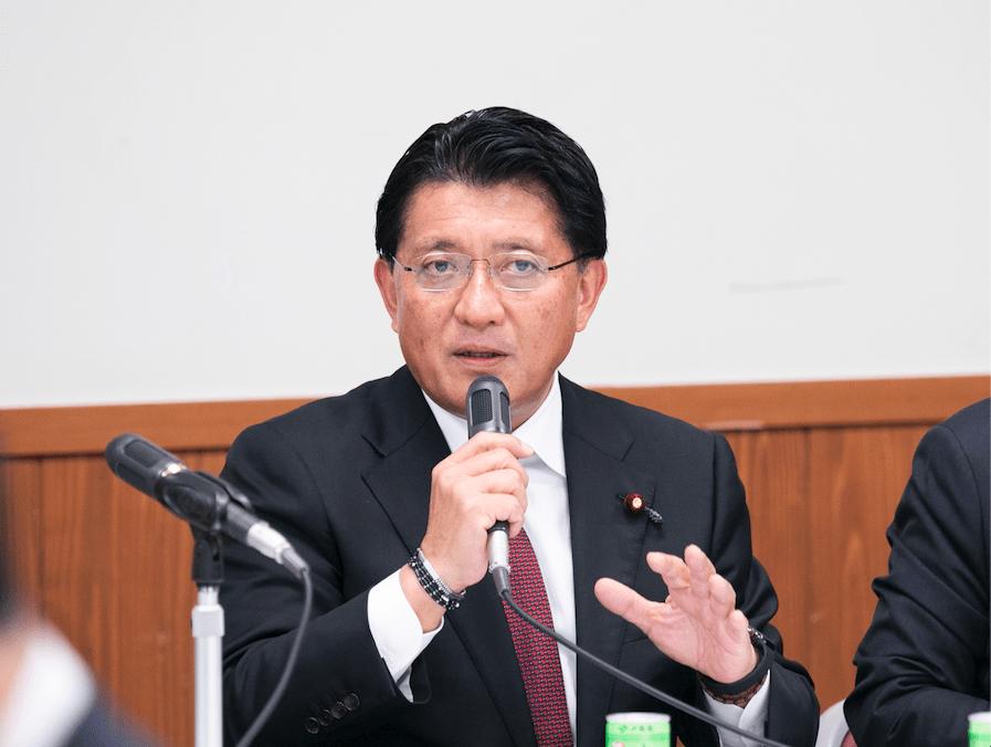 内閣府・文部科学省・経済産業省・中小企業庁が一同に介し、スタートアップの課題や現状、支援内容などを共有する。