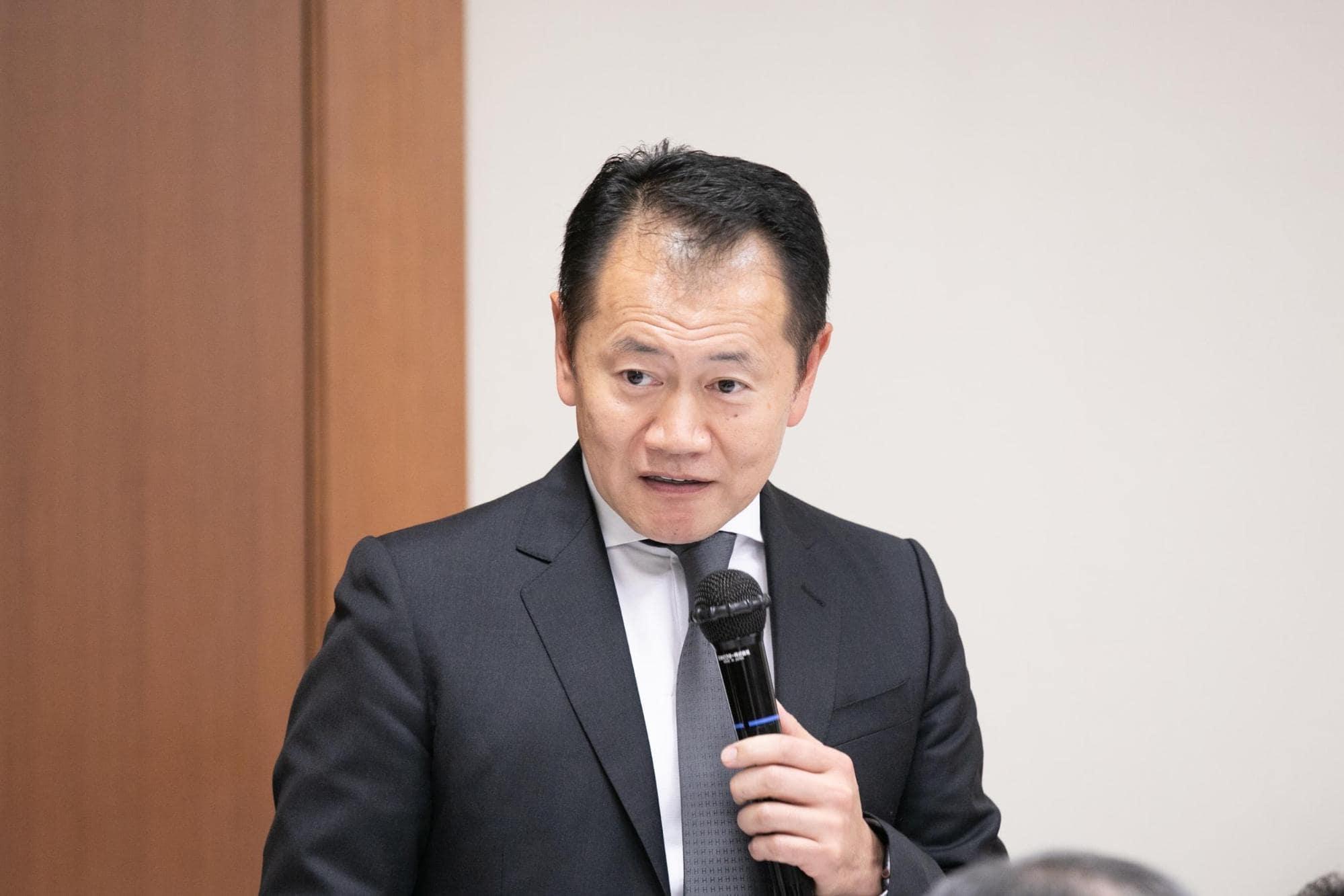 会長の赤浦氏は「スタートアップ環境は盛り上がりを見せているが、グローバルに比べて大きな投資が行われていない」と指摘する。