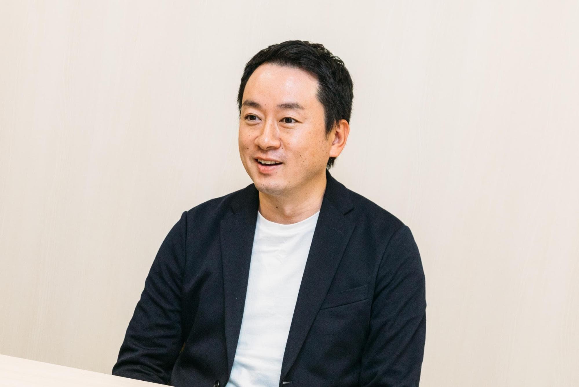 ユニファ代表取締役CEOの土岐氏