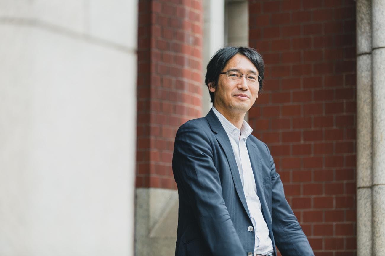 慶應義塾大学総合政策学部准教授の琴坂将広氏