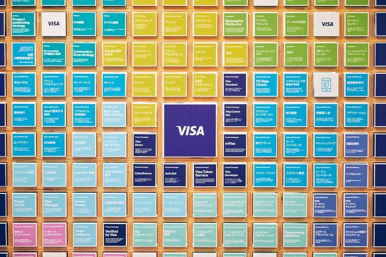 Visaが描く決済エコシステム