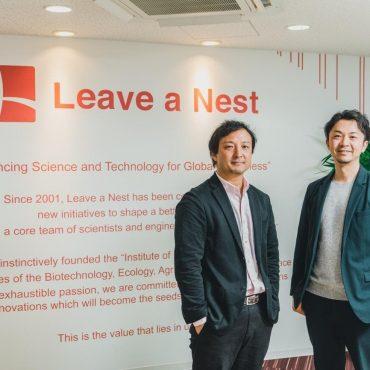 日本のDeepTechの火付け役リバネス丸氏と井上氏が語る「知識プラットフォームと人類の課題解決」