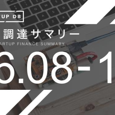 【6月第2週資金調達サマリー】IoTハード端末「AIBeacon」を開発するアドインテ、21億2500万円の調達など