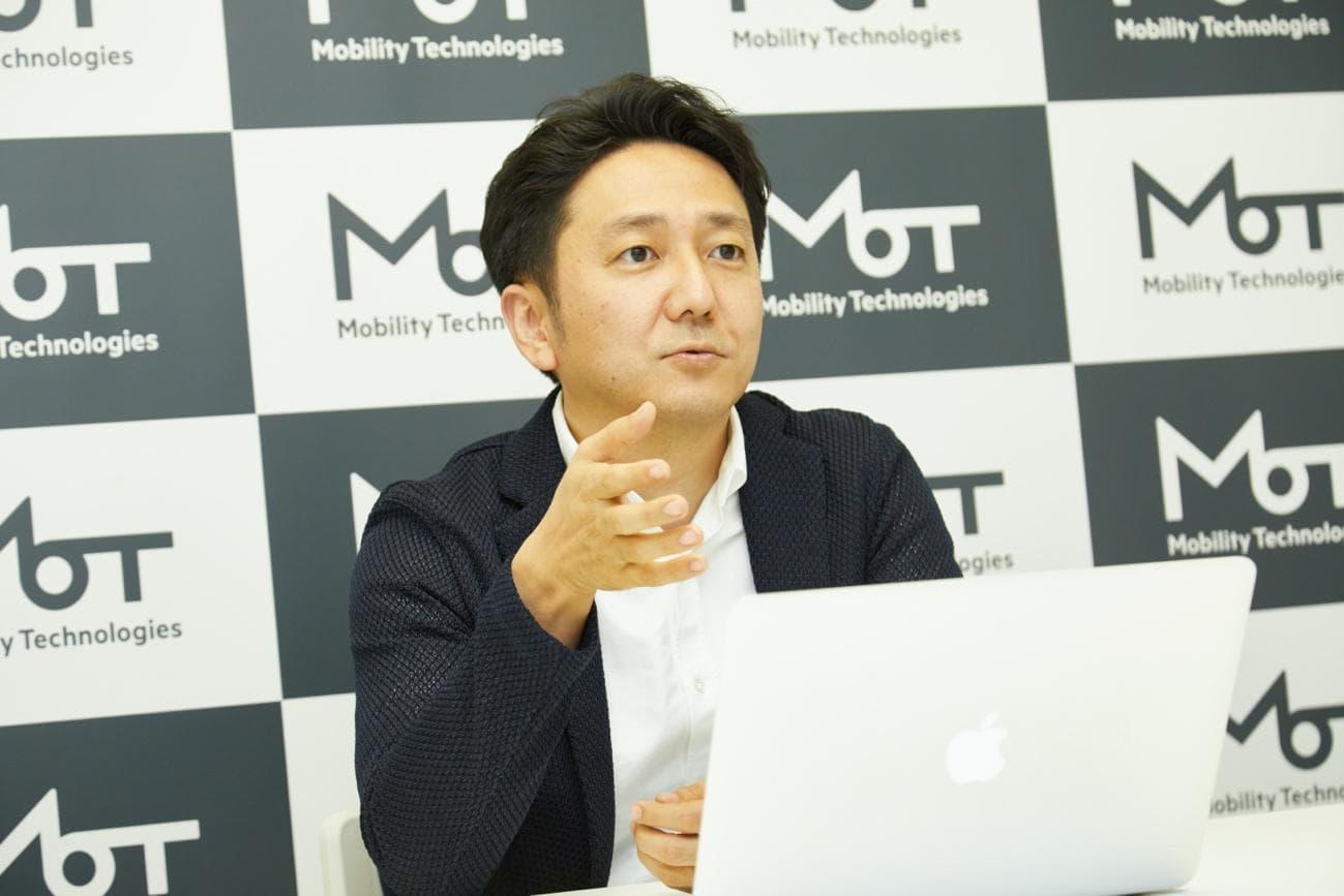 まずは、中島氏が「MOV」の事業を始めるきっかけとなった、タクシー業界の課題について語ってもらう。