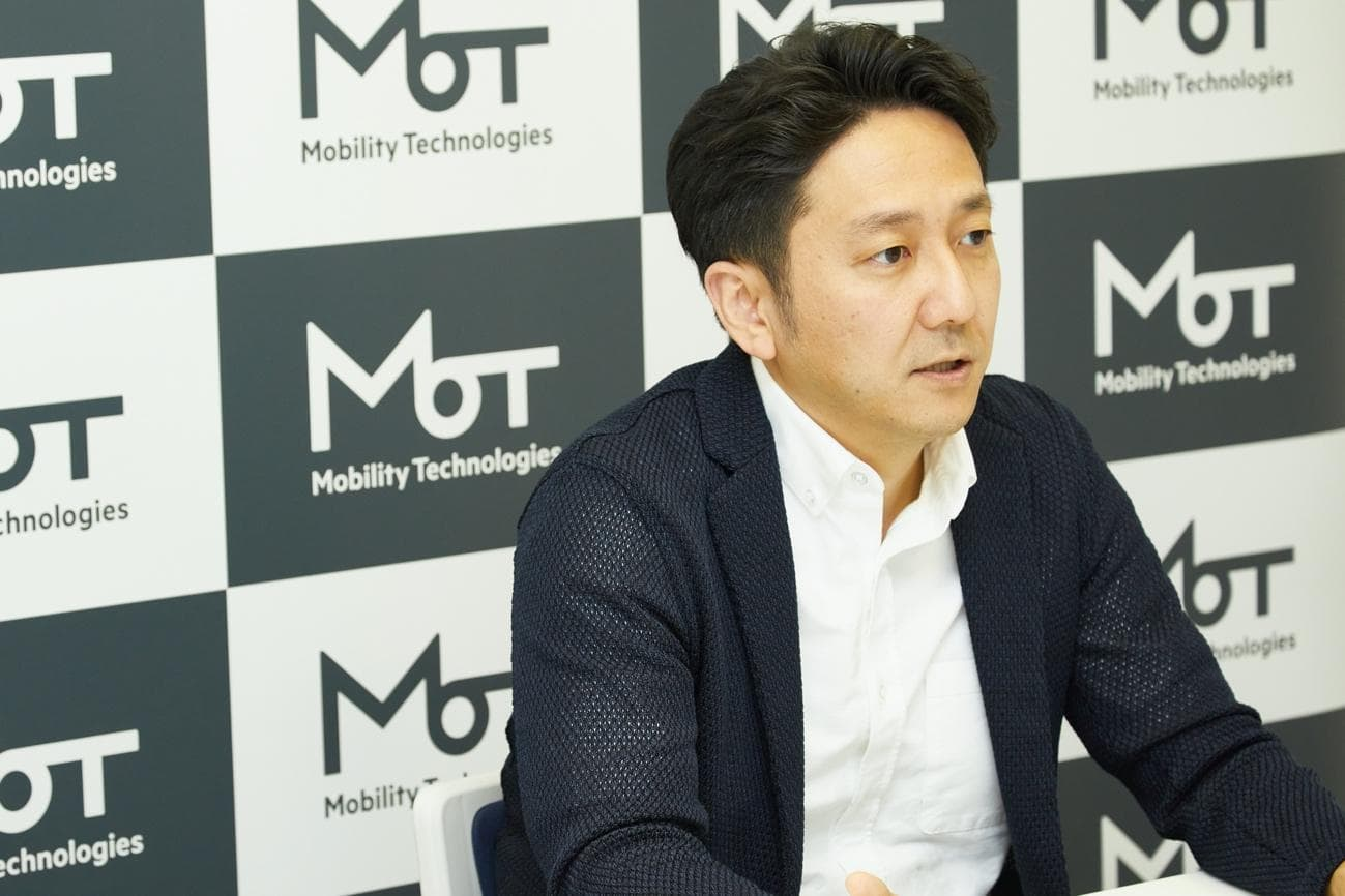 中島氏はタクシー業界のDXをするための土壌が着々と整って来たと語る。