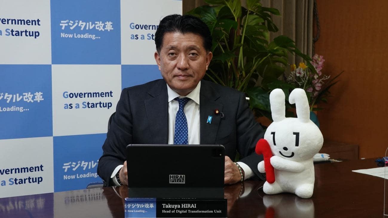 「誰一人取り残さないデジタル社会」の実現。平井卓也大臣に聞くデジタル庁のビジョン | STARTUP DB MEDIA | 日々進化する、成長産業領域に特化した情報プラットフォーム