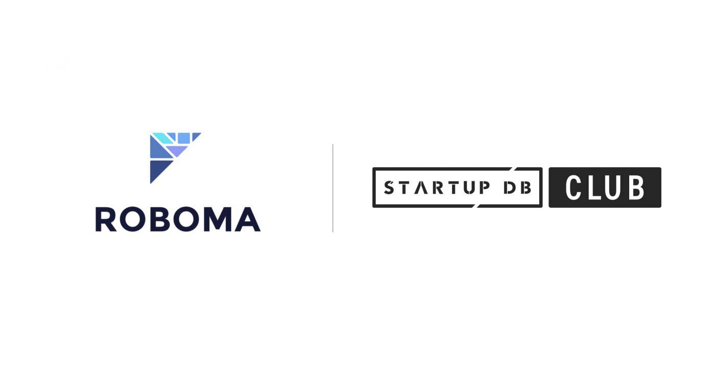 STARTUP DB CLUB、「ROBOMA」が提携サービスに参画