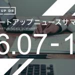 【6月第2週スタートアップニュースサマリー】クラウド人事労務ソフト「SmartHR」を提供するSmartHR、156億円の調達など